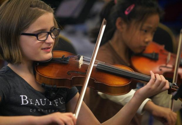 A 'suite' deal for young musicians